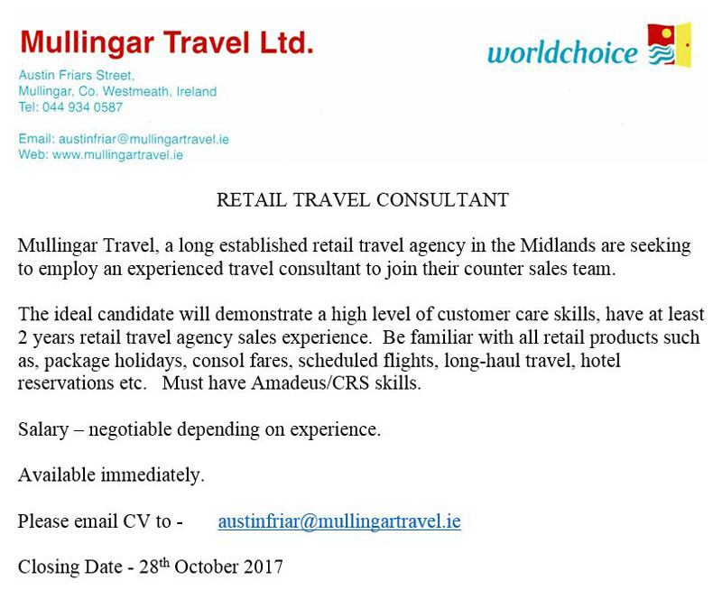 Mullingar Travel