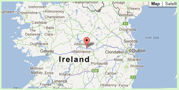 Map Of Ireland Midlands.Mbc
